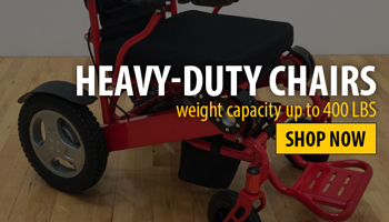 Supports up to 365 LBS (Heavy-Duty)